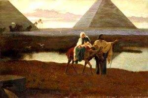 Cuộc chạy trốn qua Ê-díp-tô