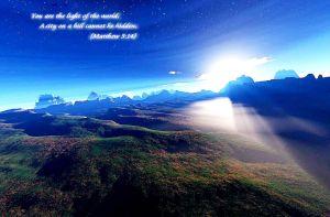 Sự sáng của thế gian