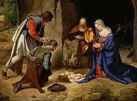 Con trẻ Giê-su và người chăn chiên