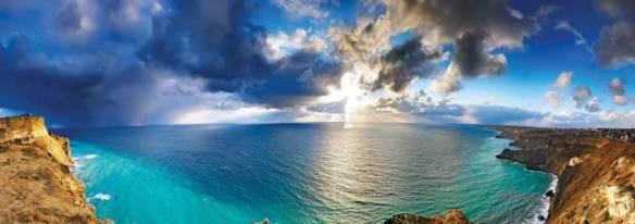 Ban đầu, Chúa Trời sáng tạo trời đất