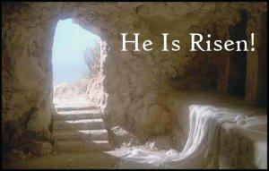 Chúa không ở đây, Chúa đã sống lại rồi